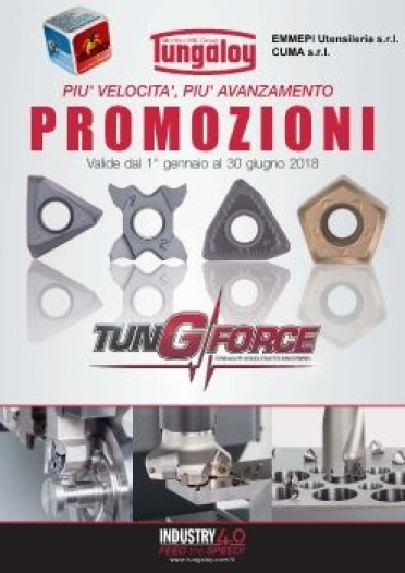 Tungaloy in PROMO scad. 30/06/2018